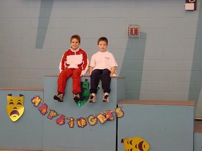 Hayden & Jake - waiting on awards