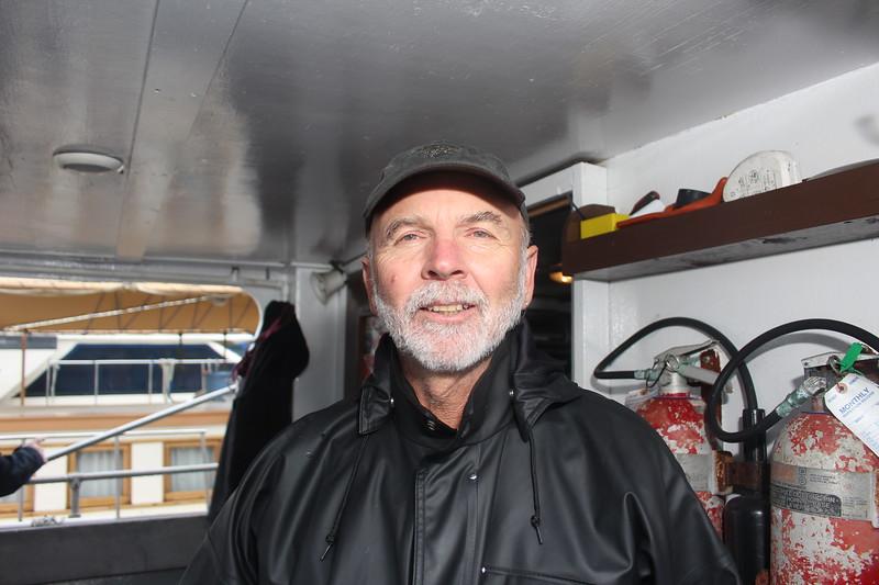 Captain Rick Myers