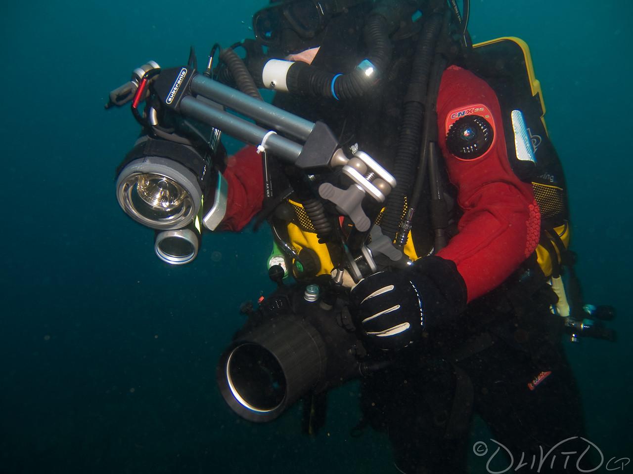 In Cap Estel with Canon 5D Equipment