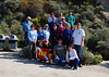 The REEF survey team at Point Lobos.