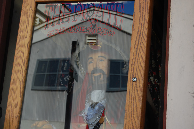 The Pirate of Cannery Row