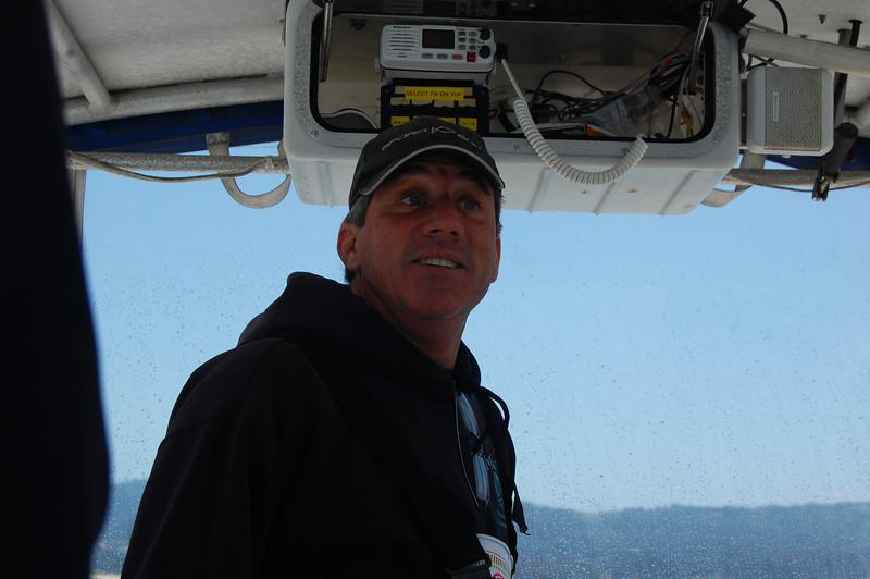 Captain Phil Sammet