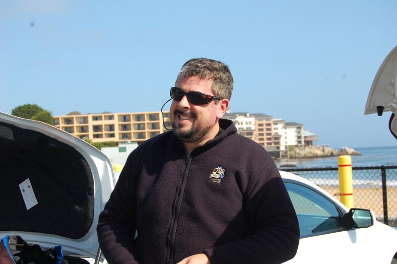 Jonathan at Breakwater