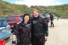 Naomi Wooten and me at Point Lobos