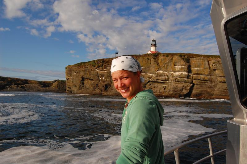 Dana off Tatoosh Island