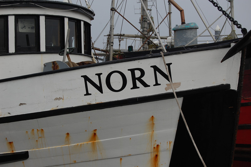 Not norm, but Norn.
