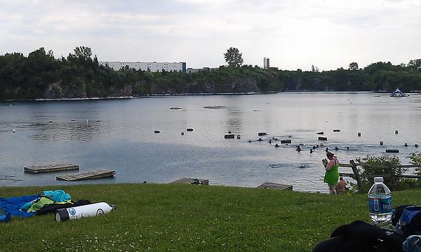 PADI Cert - Dutch Springs 6-2012