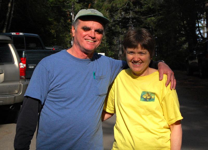 Robert and MaryJo Adams