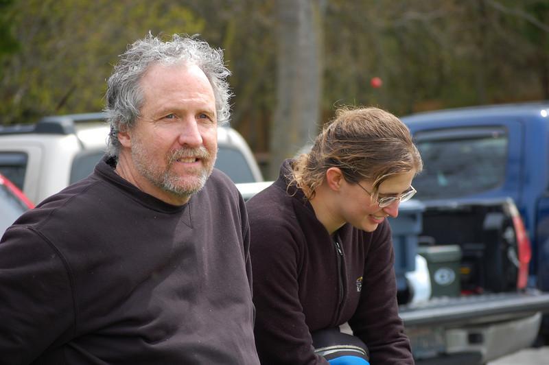 Craig Gillespie and Heidi Wilken