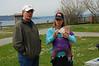 Gregg Cline and Christy Semmens