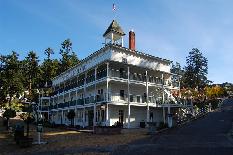 Main hotel