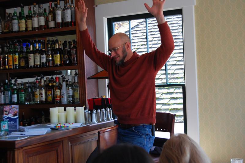 Greg nails a FISH-O!