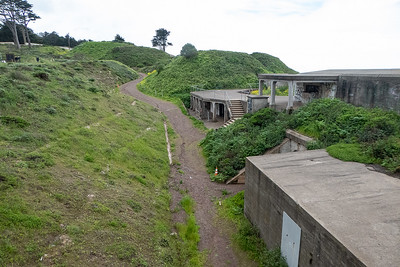 WWII Shore Battery