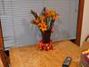 Cheerful flower arrangement that son Jon created.