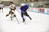 Brattleboro's Will Taggard assists on a Jack Pattison goal to tie the game at 1-1 in the first period.