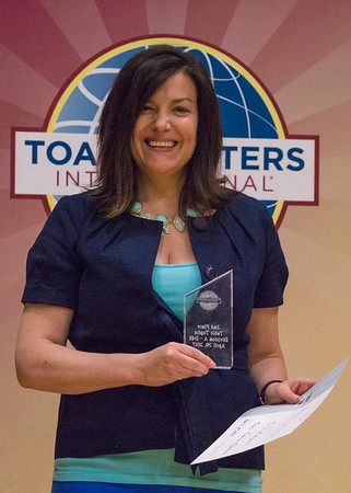 Division A Toastmasters - 2017 International & Table Topics Contest