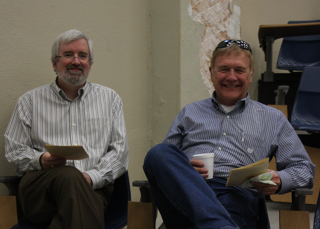 Professors  Goforth and Tabers