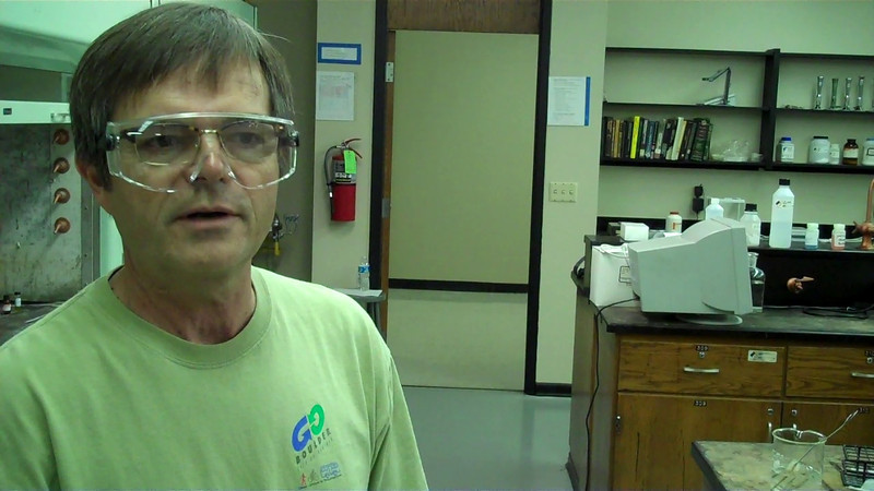 Week five, we highlighted Biochemistry on our Facebook page. Here, Dr. Cox explains what the Biochemistry summer research students have been working on.