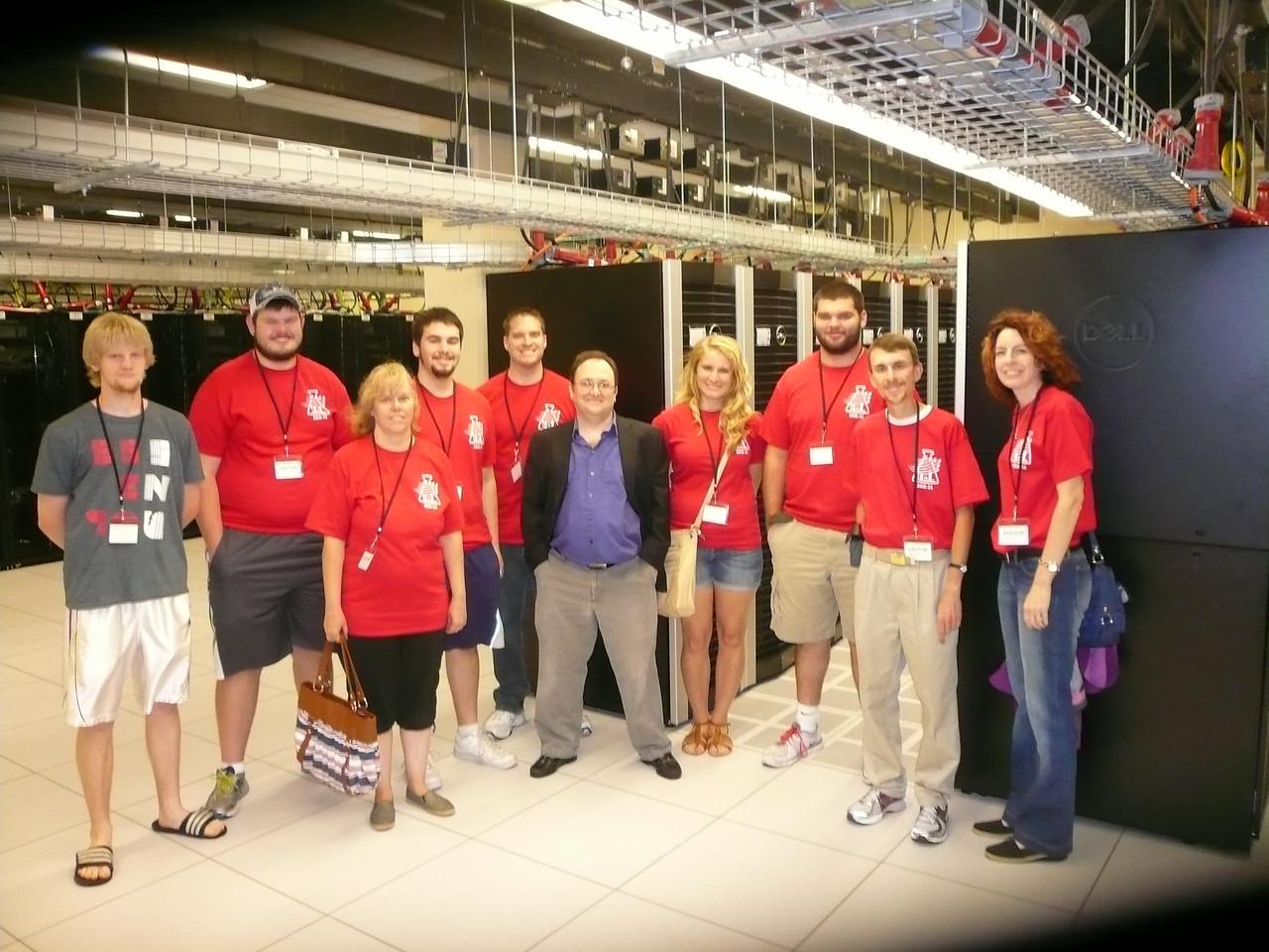 Tour of OSCER 1