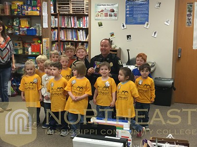 2016-04-13 PD Campus Police Reading to Child Care