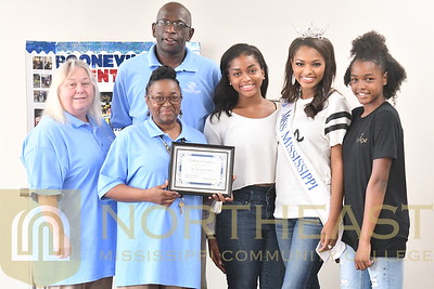 2018-10-31 CDA Miss Mississippi Asya Branch - Boys and Girls Club Recognition