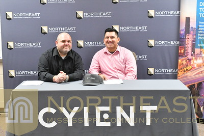 2018-11-28 TA Jesus Rodriquez Signs On With CYIENT