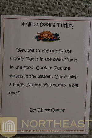 2017-11-14 ECA Childcare Turkey Recipes