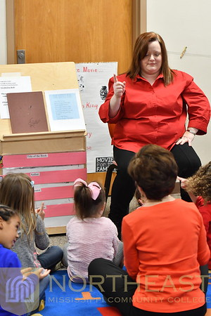 2018-04-16 CHILD Early Childhood Academy with Child Care -- Music and Movement