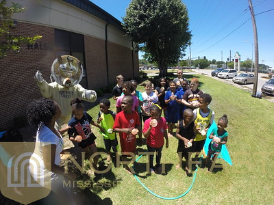 2016-06-08 CE ROAR Camp Water Balloons