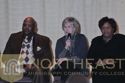 2014-02-13 CUL Panel Discussion Black History Month