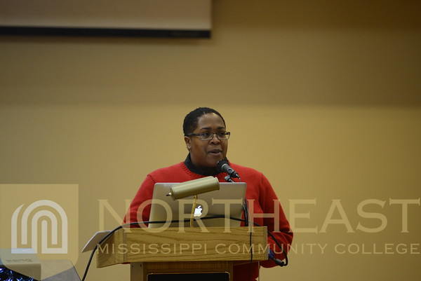 2014-02-27 CUL Dionne Bailey Black History Month