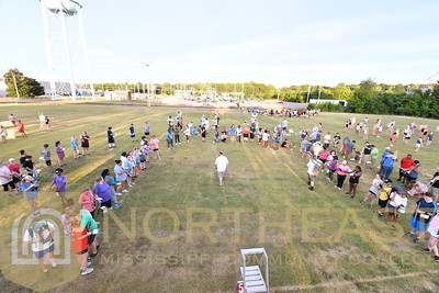 2018-08-06 BAND Band Camp First Practice