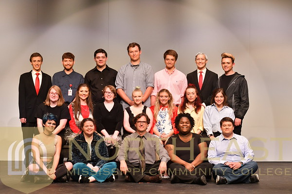 2018-10-17 THR Fall One Act Group Photo