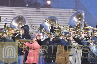 2018-10-25 BAND Showband from Tigerland in the Rain