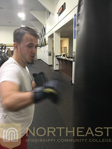 2017-02-07 FIT Boxing in Burgess