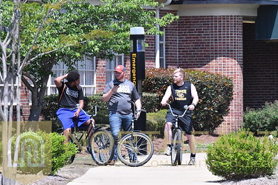 2018-04-24 FIT Bikes on Campus