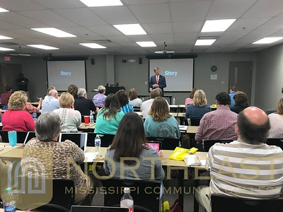 2018-06-11 TECH Mobile Learning - Ricky Ford Welcome