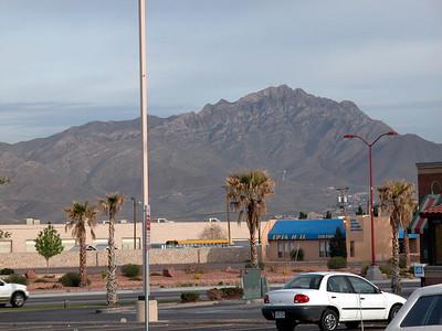 Day 1 El Paso to Casas Grande