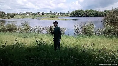 lamin by river