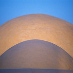 Domes of Jama Fadloud Mosque, Djerba