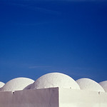 Domes of White-clay Mosque, Djerba