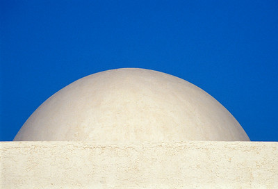 Whitewashed Dome, Djerba