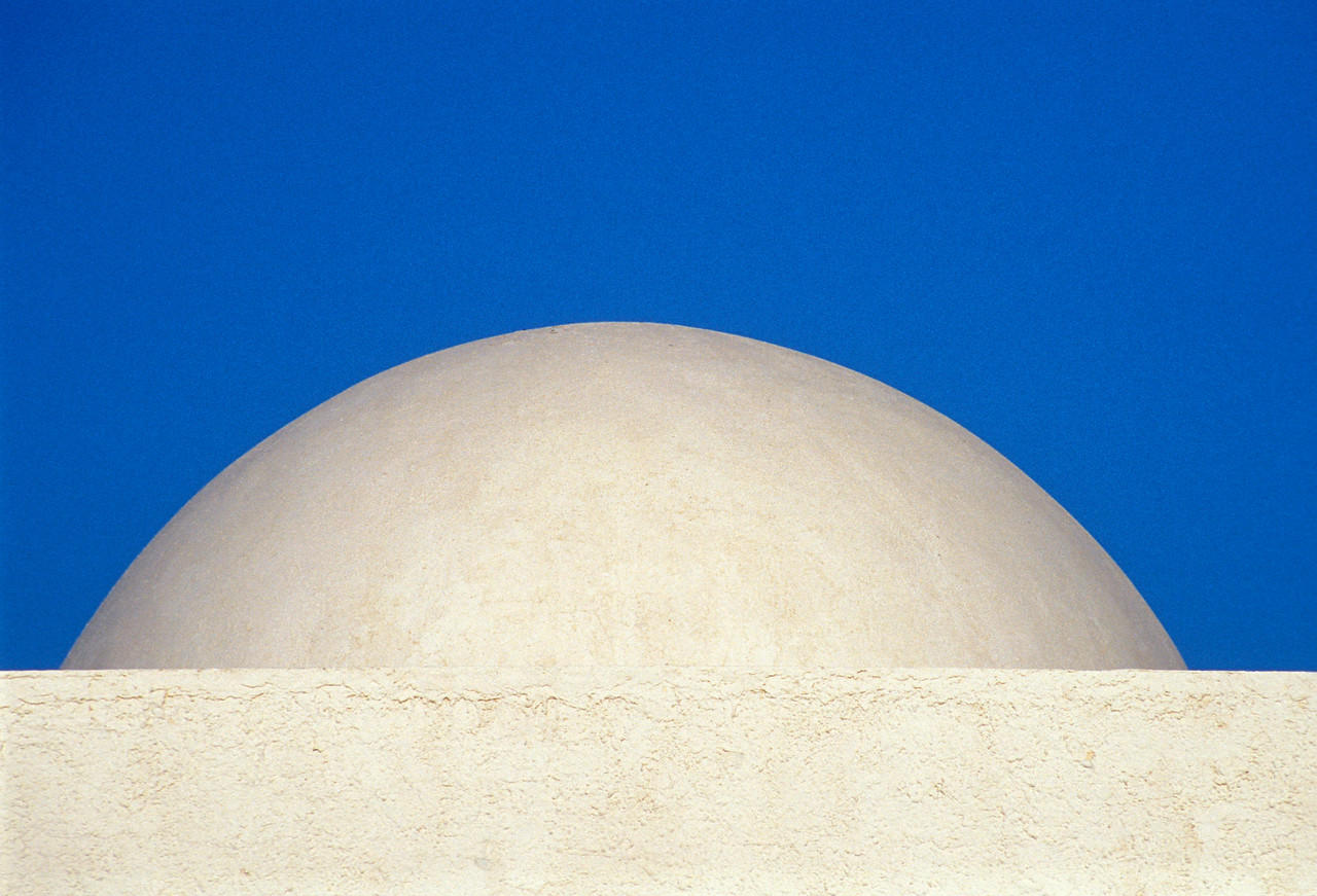 Whitewashed Dome, Djerba