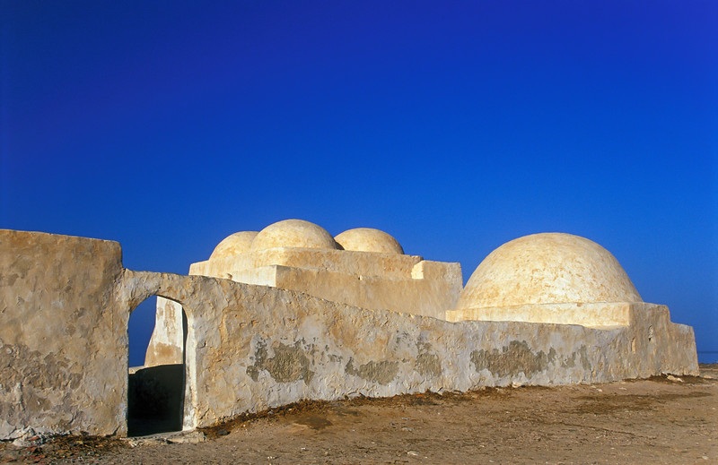 Abandoned Mosque, Jerba