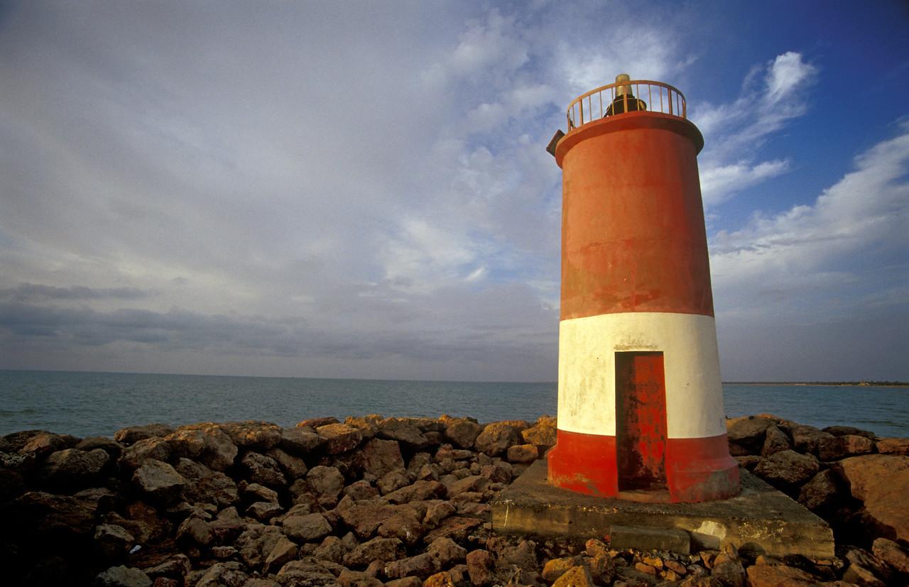 Lighthouse, Djerba Coast