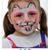 FUSION - Face Painted Diversity Portrait