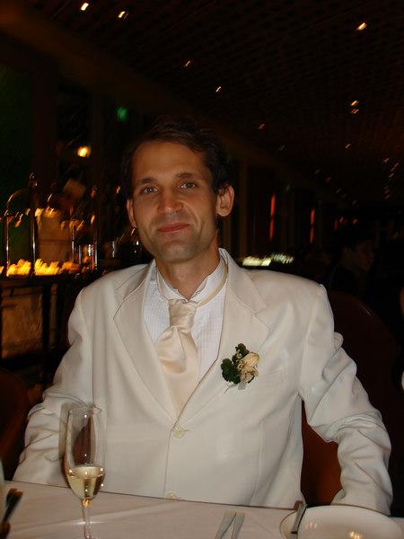 Dmitry's wedding dinner
