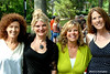 20110717 Doak Turner's 100th 3rd Sunday 018 Robin Earl w NSAI Susan Myers w NSAI Sheree Spoltore w Kat Speer