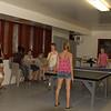 pre dinner ping pong