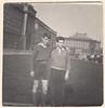 Ivan Coufal a Petr Glässner, Praha, cca 1954(?)